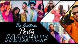 The Outdoor Party Mashup   DJ K21T   Sajjad Khan visuals   Jadi Buti X baby girl X First kiss Remix