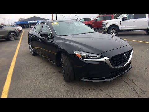 2018 Mazda Mazda6 Sayre, Towanda, Owego, Elmira, Tunkhannock, PA FCP2326
