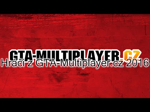 Hráči z GTA-Multiplayer.cz 2016!