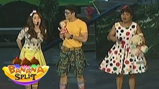 Banana Split: Baby Boy and Baby Girl meet Jessy Girl