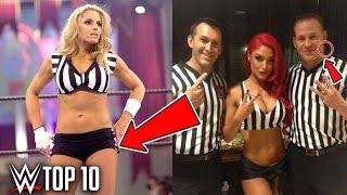 top 10 hidden secrets you didn t know about wwe referees