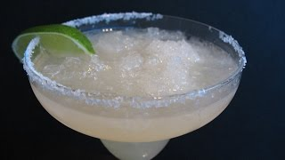 Easy Frozen Margarita