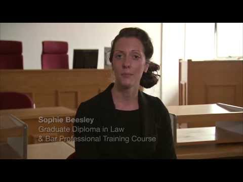 Sophie - Graduate Diploma in Law and Bar Professional Training Course at UWE Bristol