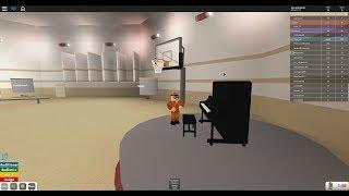 Roblox easy piano song