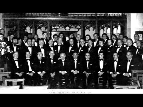 Cor Meibion Morlais - Hymns and Arias