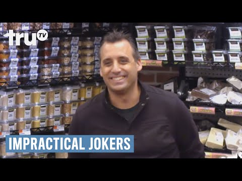 Impractical Jokers - Grand Theft Shopping Cart