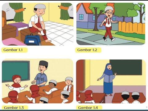 Nabi Muhammad Saw Panutanku Pai Sd Kelas 3 Pertemuan Ke 1 Youtube