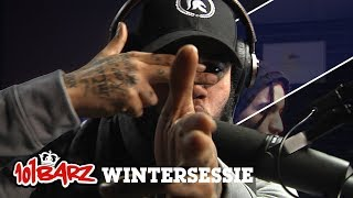 Zack INK - Wintersessie 2018 - 101Barz