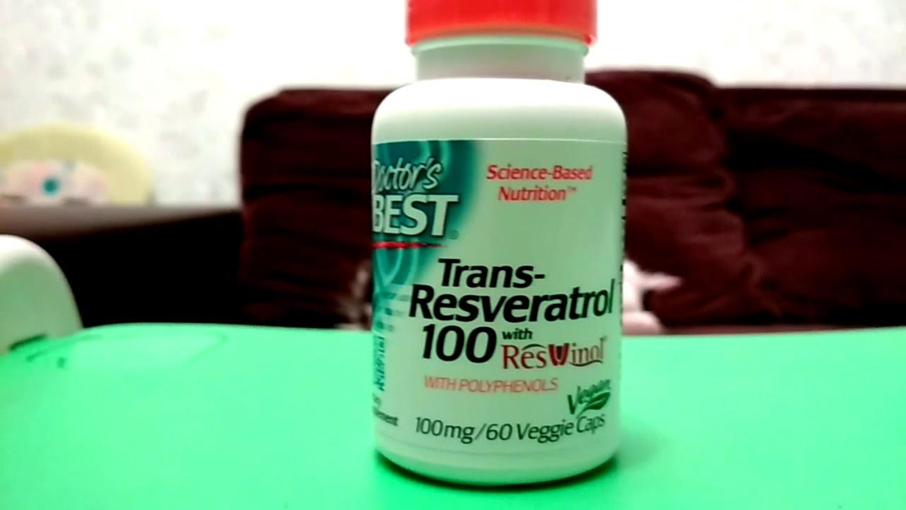 resveratrol effekt