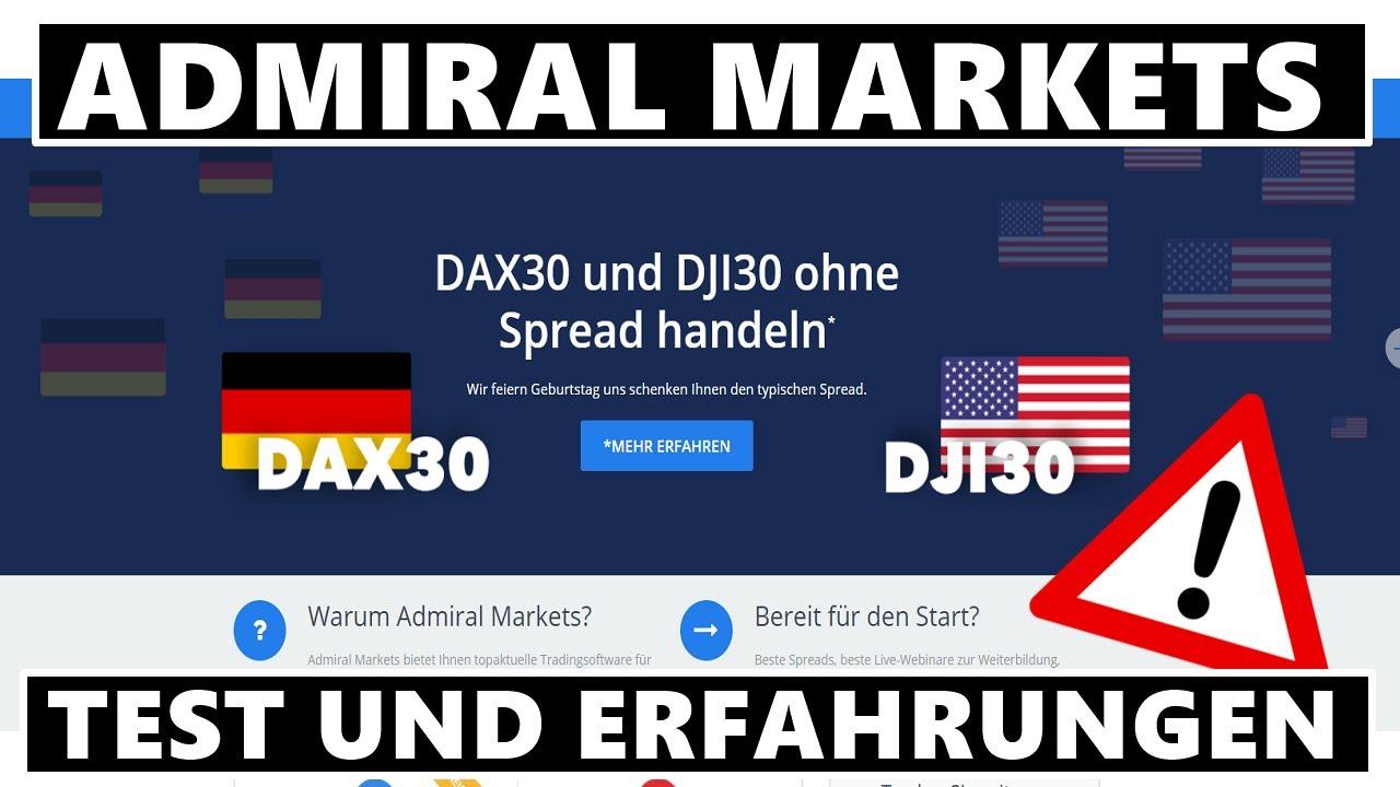 Admiral Markets Erfahrungen