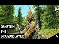 ORNSTEIN THE DRAGONSLAYER: Armor Mod!!- Xbox Modded Skyrim Mod Showcase