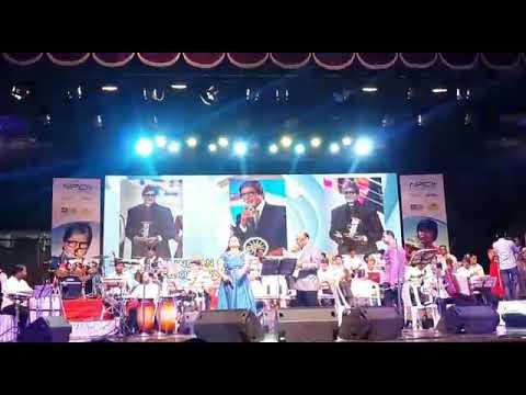 Gori ka Sajan. ...by Akanksha Bhoir & Playback  Singer Mohd.Aziz  ji ..at Shri Shanmukhananda Hall.