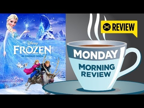 Frozen - Monday Morning Review with SPOILERS (2013) - Disney Movie HD