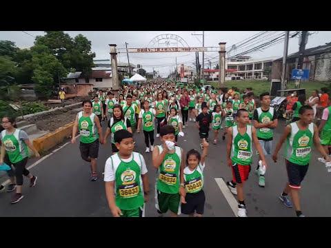 Milo Marathon 2016 in Lucena City