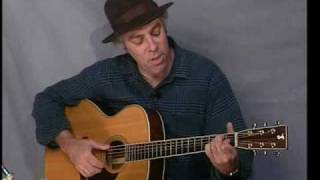 "Fred Sokolow teaches ""Blues With A Feeling"""