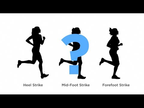 Running Form: The Mid-Foot Strike