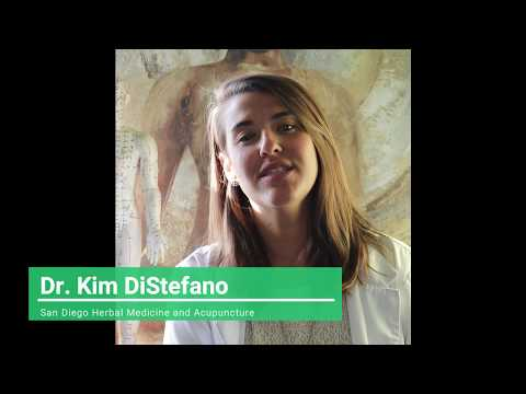Healing Minute with Dr. Kim Distefano Herbs for the Lung