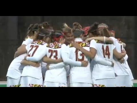Maryland Womens Lacrosse vs Princeton 4-8-15