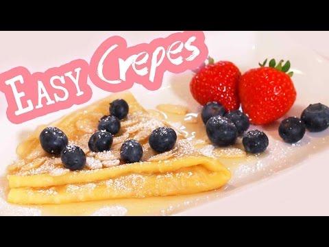 How to Make Crêpes