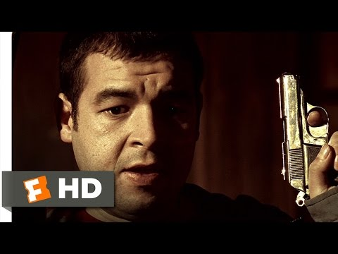 Lock, Stock and Two Smoking Barrels (8/10) Movie CLIP - What the F*** Are You Doing Here? (1998) HD