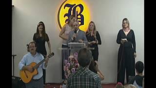 Culto de Santa Ceia - Pr. Abimael Prado - 26.08.2018