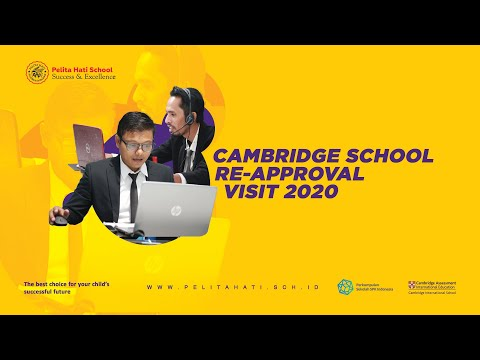 Cambridge School Re-approval Visit 2020