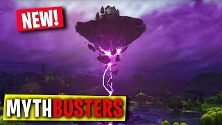 SEASON 6! - FORTNITE MYTHBUSTERS #17