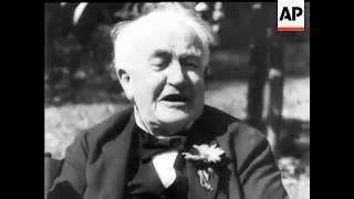 Thomas Edison: Einstein'ın Teorisini Anlayamıyorum! (1931) | Türkçe Altyazılı (Eng Sub)