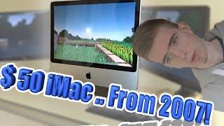 Cheap Early 2007 Core 2 Duo iMac