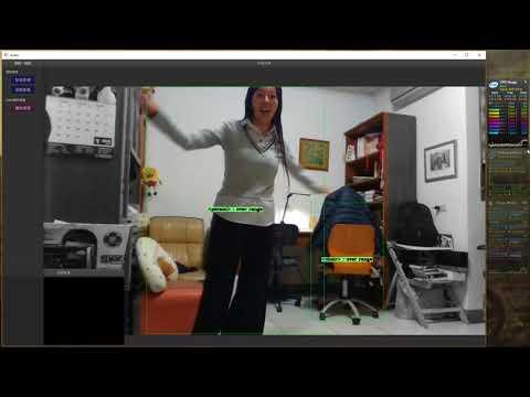 RealSense OpenCV DNN Object Detection - YouTube