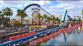 ROBLOX CALIFORNIA SCREAMIN