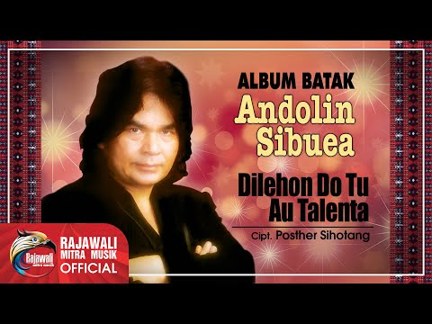 Andolin Sibuea - Dilehon Do Tu Au Talenta - Official Music Video