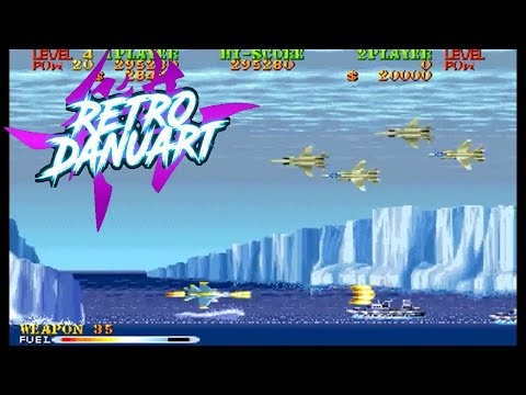 Carrier Air Wing (Arcade) [Capcom]