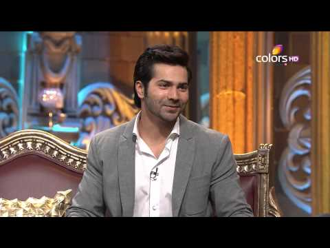 The Anupam Kher Show - David  and Varun Dhawan - Episode No: