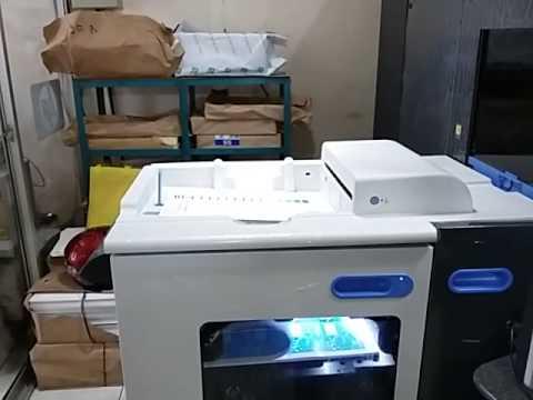HP Indigo 3550 Digital Press (Sumatera Digital Offset Medan)