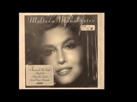 MELISSA MANCHESTER Fire In The Morning