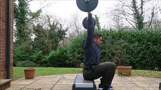 Try this barbell complex!