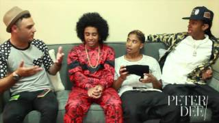 Mindless Behavior Open Up About New Member EJ & New Album