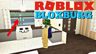 WHO IS THIS STALKER? | Roblox Welcome to Bloxburg #1