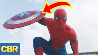 25 Reasons Why Spiderman Is The SICKEST Marvel Superhero