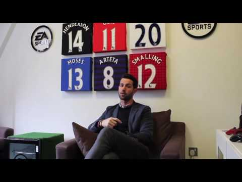 Interview with Aaron Maines football/soccer agent.