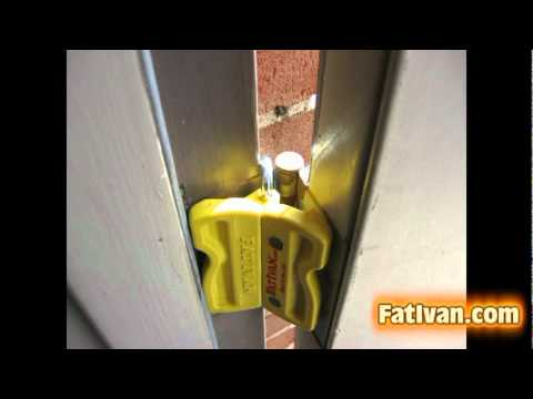 & Fat Ivan® The Worldu0027s only u0027Fold-upu0027 Door Chock Commercial - YouTube