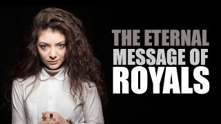 Download lagu The Eternal Message of Royals by Lorde