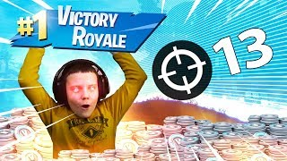 1 elimination = 1000 vBucks for 11 year old Brother (Fortnite Free vBucks Challenge)