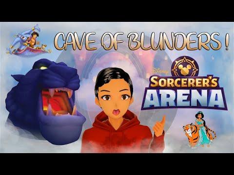 Cave Of Wonders Event Live Play! Disney Sorcerer's Arena