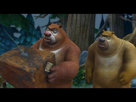Медведи-соседи 🐻 | 1 сезон 28 серия | Телевизор Вика | Мультики детям