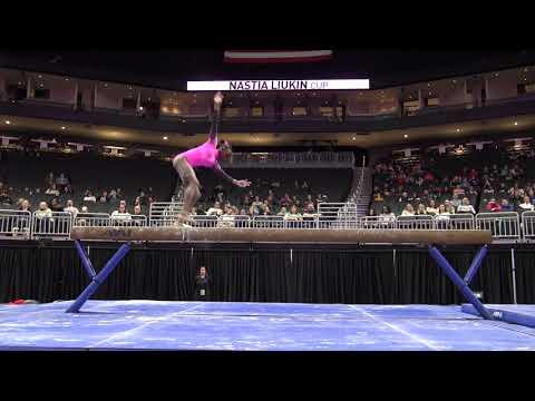 Zoey Molomo - Balance Beam - 2020 Nastia Liukin Cup