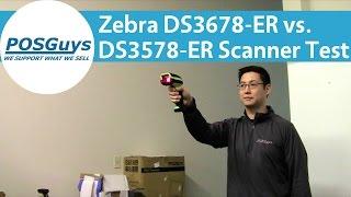 Zebra DS3678-ER vs. DS3578-ER Scanner Comparison