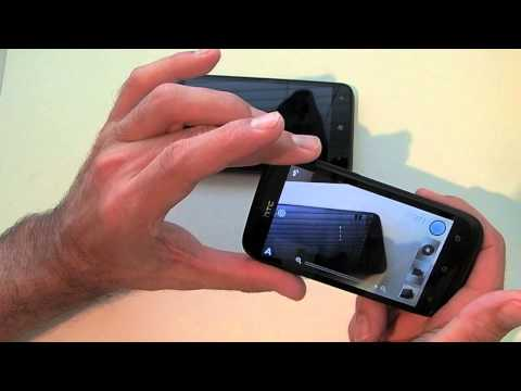 HTC Desire X unboxing and hands on