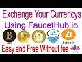 exchange your any currency to bitcoin free without fee instant